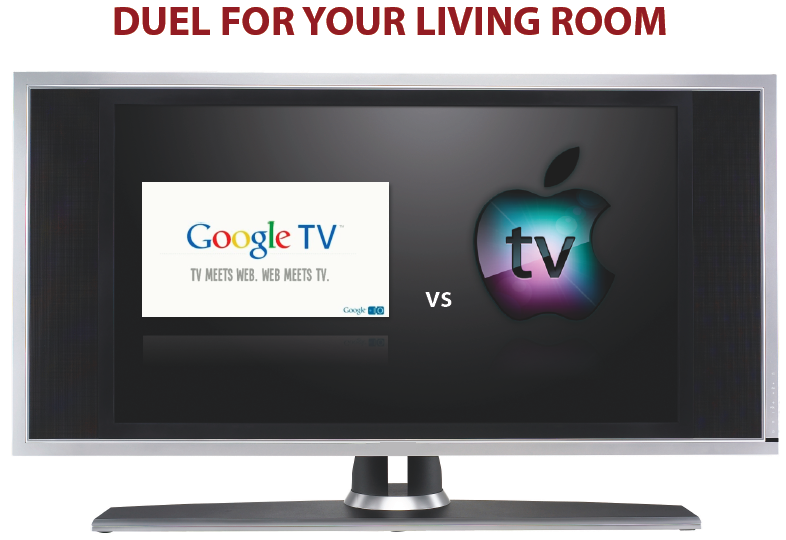 Google TV vs Apple TV