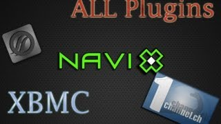 XBMC Fusion Plugins
