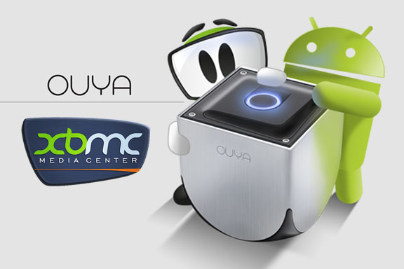 The Ouya XBMC unity and how to install - HotstickyBun