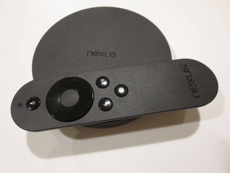 Nexus Player For Kodi