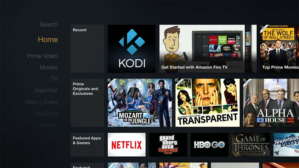 How To Add Kodi Shortcut To Fire Tv Home Screen Hotstickybun
