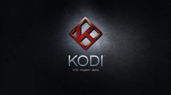 Kodi 17 Krypton Hits Alpha Release