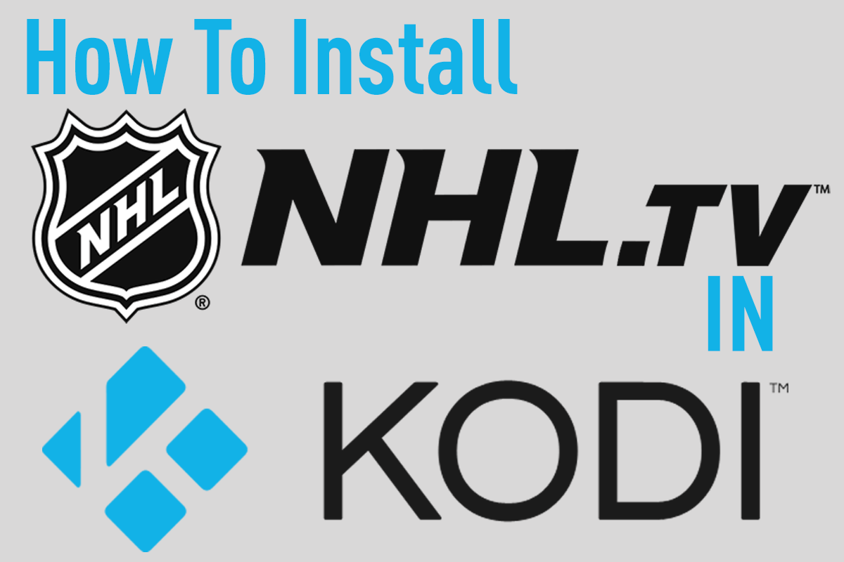 Learn how to install NHL hockeystreams in Kodi