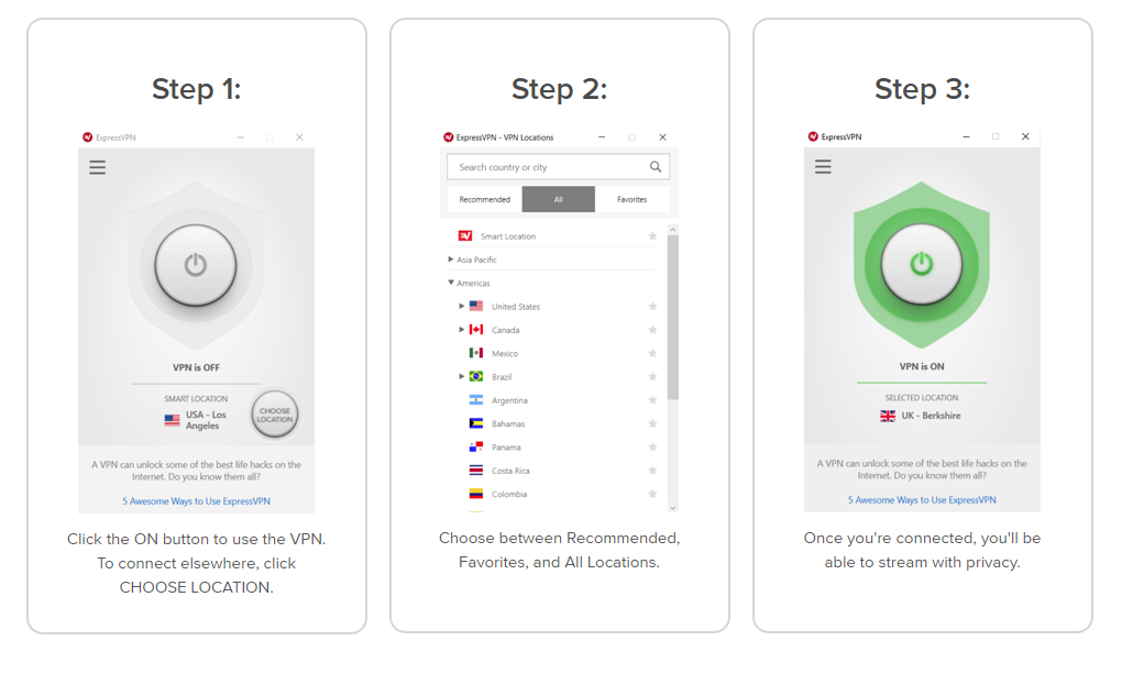 How to setup ExpressVPN on Windows
