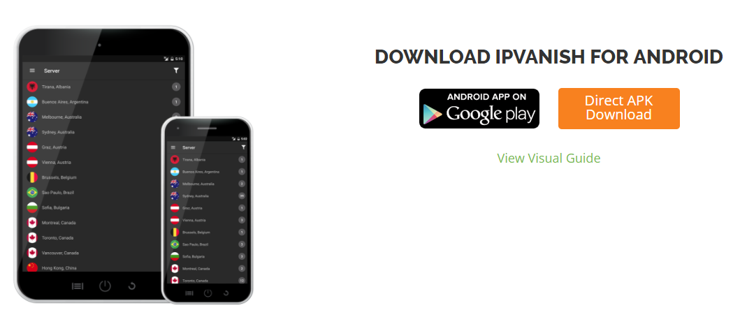 How To Install IPVanish on Android