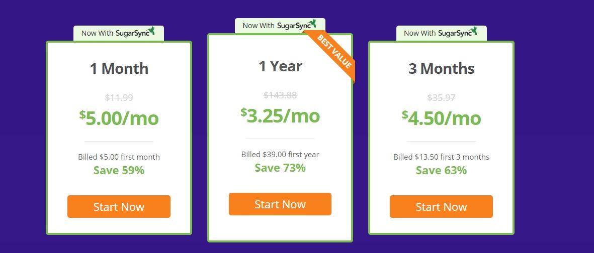 IPVanish Pricing